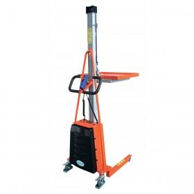Gerbeur positionneur semi-électrique