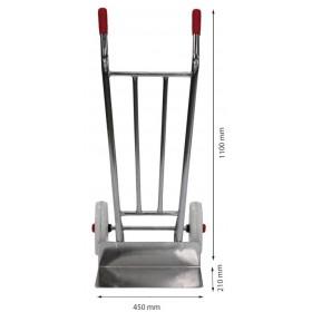 diable inox 304 - 300 kg