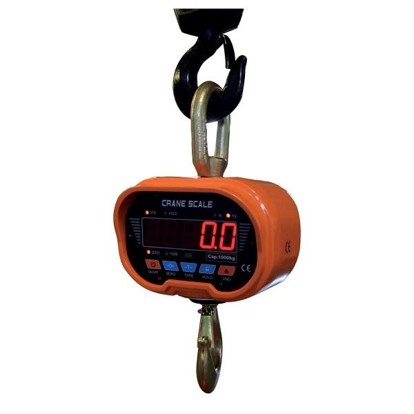 Peson / dynamomètre Charge admissible (Kg) 1000 Poids (Kg) 11 Référence CW10 Précision de la pesée 0.5 KG Dimensions (LxlxH) en mm 315*430*540