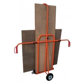 chariot porte-panneaux