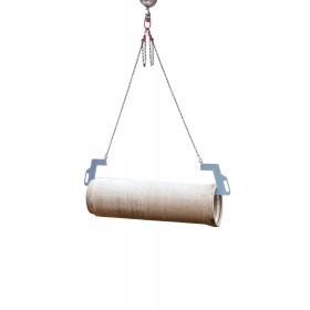 Crochet déplacement tuyaux