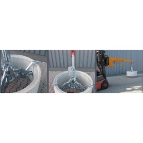 Grappin à regard et cône DIN 4034-1 et 2