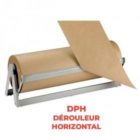 Dérouleur / coupeur / froisseur rouleau papier
