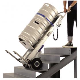 Diable gerbeur monte-escalier électrique 170 kg